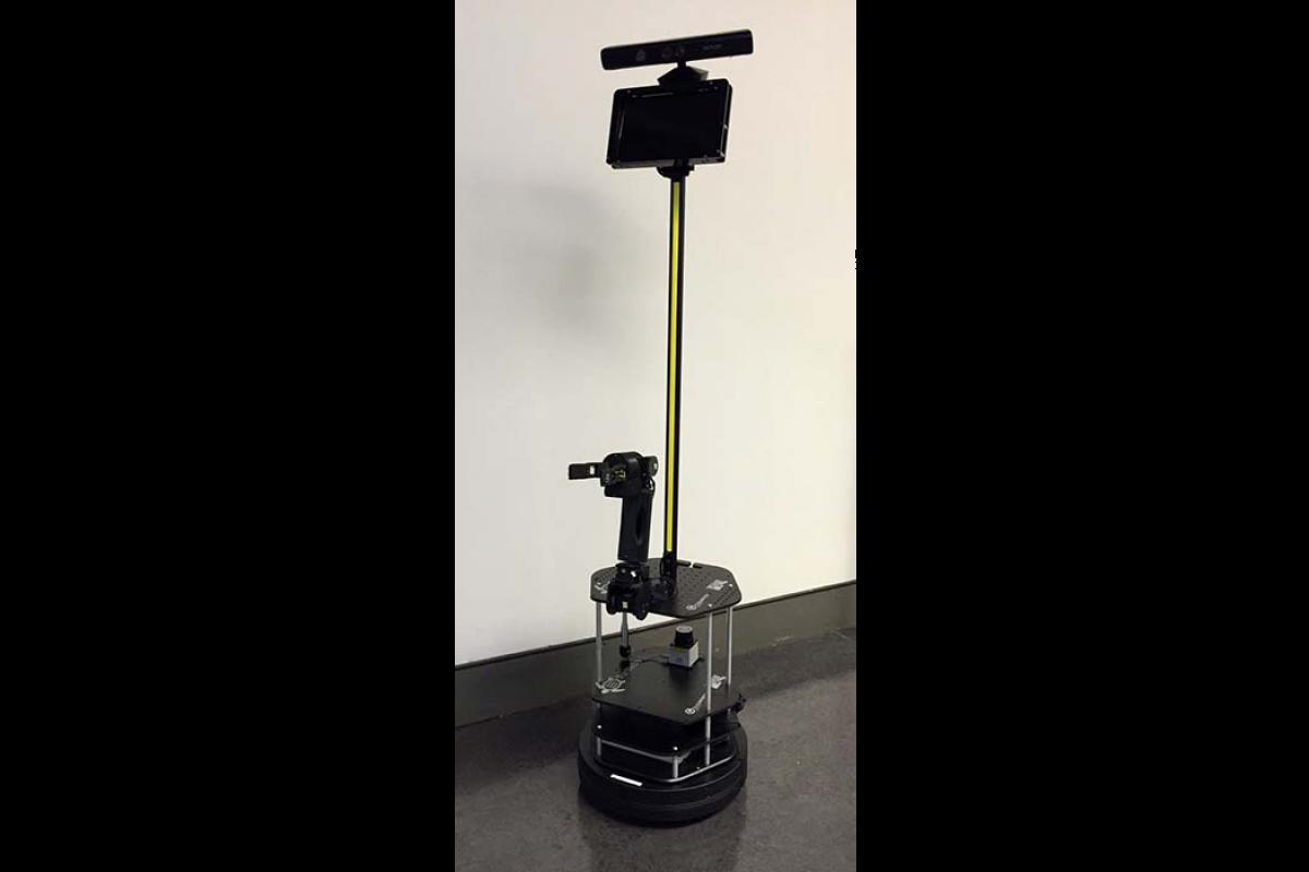 Autonomous Service Robots