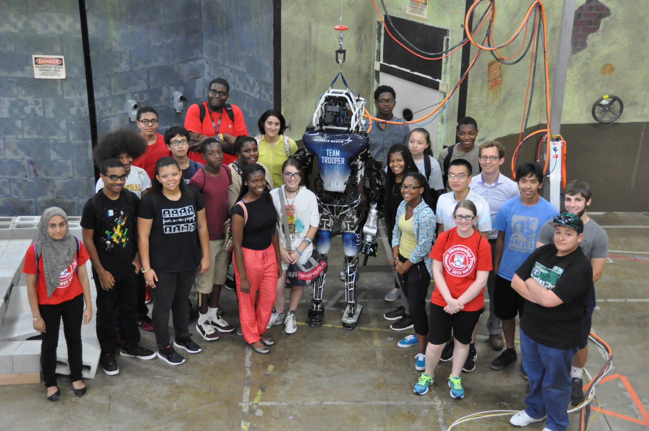 Unite-SMP Robotics Summer Program