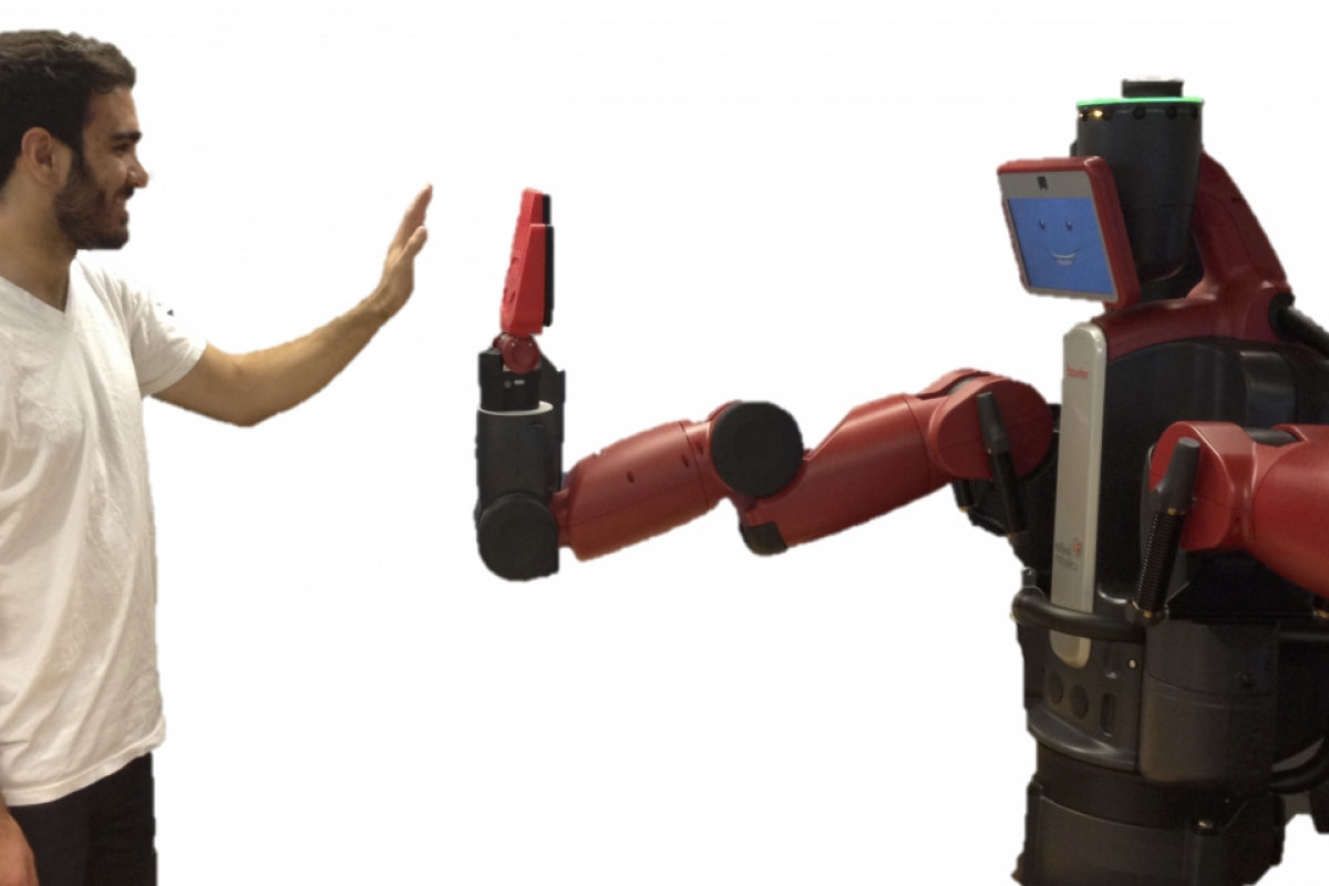 Haptics in Human-Robot Interaction