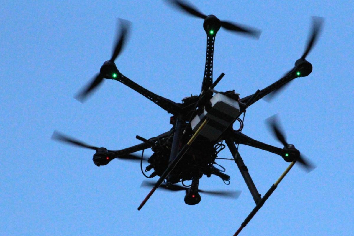 Autonomous Micro UAVs
