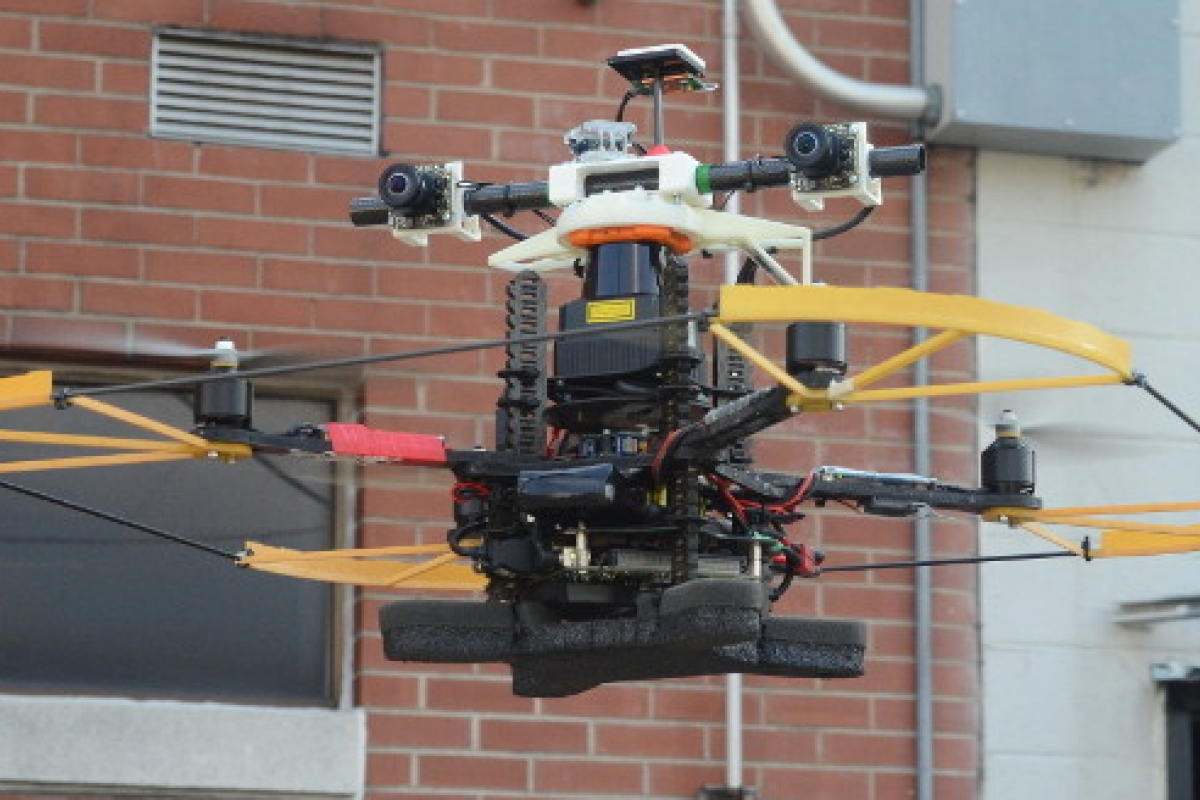 RAPID: Aerial Robots for Remote Autonomous Exploration and Mapping