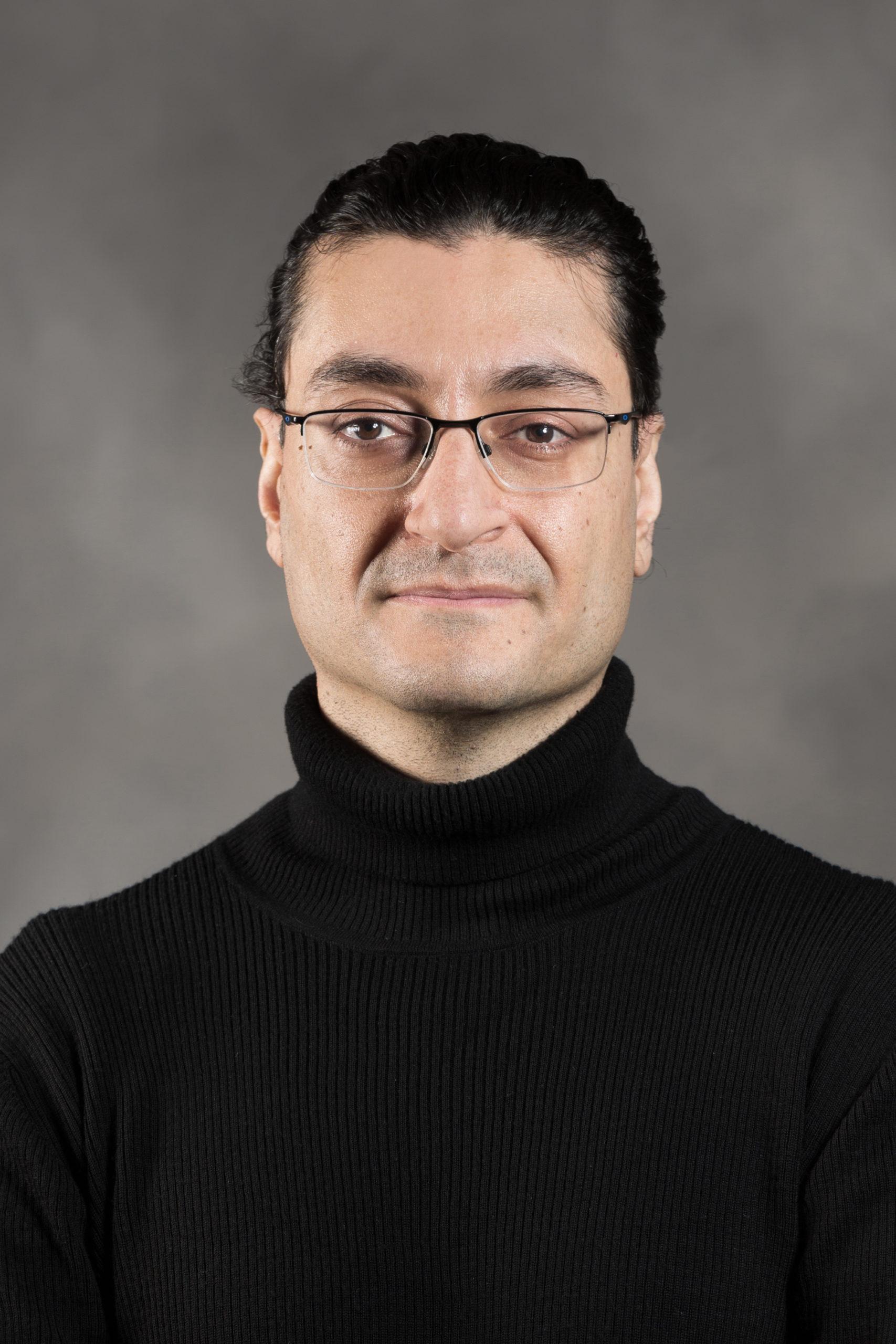 Masoud Akbarzadeh